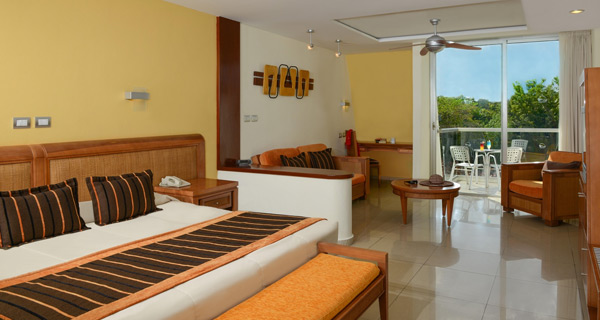 Accommodations - Grand Sirenis Mayan Beach Hotel and Spa - All-Inclusive
