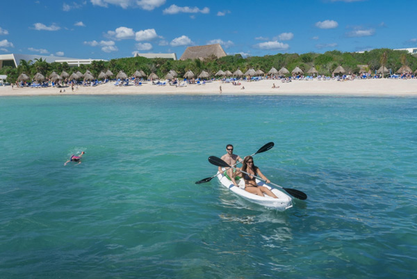 All Inclusive - Grand Sirenis Mayan Beach Hotel and Spa - All-Inclusive